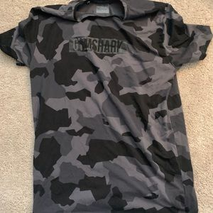 Gymshark camo shirt